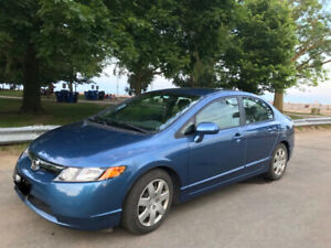 2006 Honda Civic LX - Road Ready, Low Kms