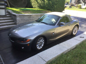 BMW Z4 2003 convertible