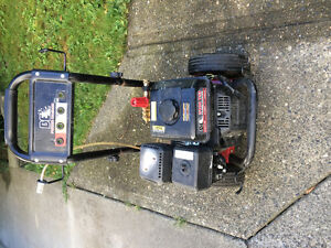 Lawn Mower & Pressure Washer for Sale