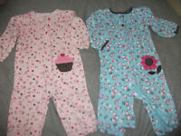 Girls 18 month Carters outfits
