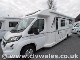 Bailey Autograph 79-4T Single bed motorhome MANUAL 2018
