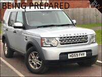 2009 (59) Land Rover Discovery 4 2.7 TD V6 Commercial