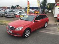 2010 Mercedes-Benz C Class 2.1 C220 CDI BlueEFFICIENCY Elegance 5dr
