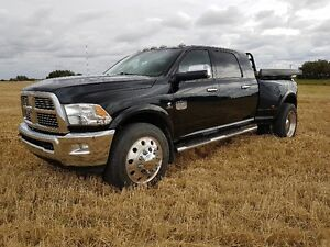 2012 Dodge Power Ram 3500 long horn larimie Pickup Truck