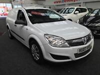2007 VAUXHALL ASTRAVAN Club 1.3 CDTi Van From GBP2650+Retail package.