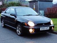 2003 Subaru Impreza 2.0 GX 4dr