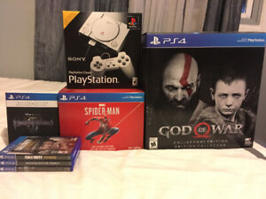 Playstation items for sale !