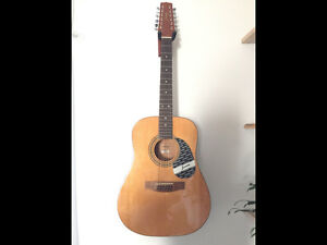 Jasmine by Takamine S-312 Acoustic 12-String Guitar