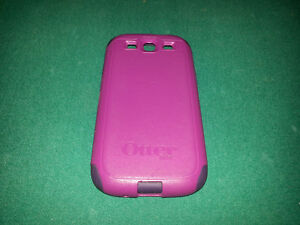 Pink Otterbox Commuter Case for Samsung Galaxy S3 S 3 SIII S III