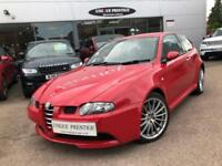 2004 Alfa Romeo 147 147 GTA Q2 3.2 V6 24V 250 Petrol red Manual