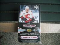 2006-07 OVATION HOCKEY TIN...EVGENI MALKIN ROOKIE CARD