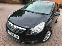 VAUXHALL CORSA SXI 1.2PETROL,RECENTLY FULLY SERVICED** ONE YEAR MOT*CHEAP TO INS