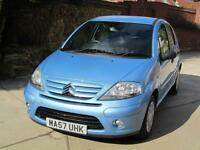 Citroen C3 1.4i SX 62,445 Miles From New 12 Months MOT Great Condition
