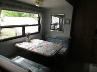 REDUCED!! Well-maintained 33 ft Terry by Fleetwood park model