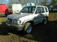 used isuzu trooper cars for sale - gumtree