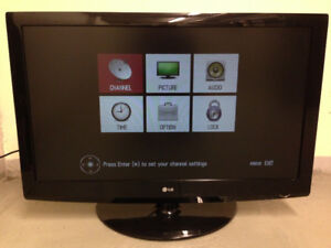 "LG HDTV 42"" for repair/parts"