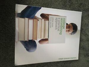 College textbooks (PR & Buisness programs at Conestoga)