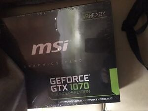 gtx 1070 brand new plastic wrapped