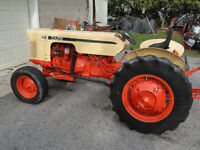 1965 430 Case Tractor