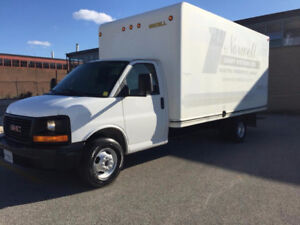 2008 GMC Savana 16 Fit Cube Excellent truck 156000km $11000 OBO
