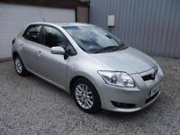 2007 Toyota Auris 2.0 D 4D TR 5 door diesel hatchback 5 door Hatchback