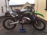 Kx 250 two stroke 2006 ( yz yzf rm rmz cr crf)