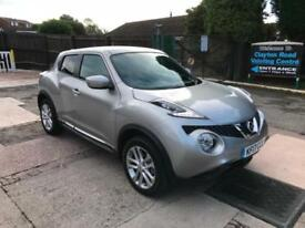 2017 NISSAN JUKE N-CONNECTA XTRONIC 1.6 AUTOMATIC ONLY 1,500 MILES FROM NEW
