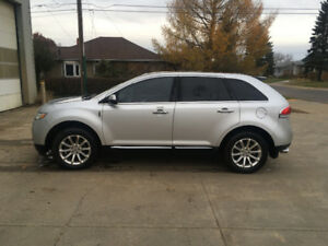 2011 Lincoln MKX All wheel drive