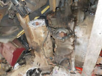 4X4 MANUAL TRANSMISSION OUT OF A 2000 3L FORD RANGER