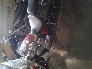 I am selling my Honda Shadow call for more details