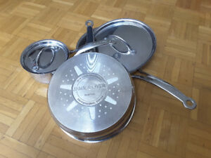 Fry pan and cooking pot for sale