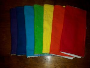 Homemade Cloth Wipes