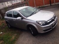 Vauxhall astra active 1.6 petrol 2009