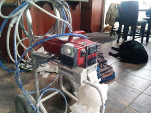 Two Titan airless  paint sprayers for sale
