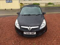 06 Vauxhall Corsa 1.2 petrol 36200 miles only £1799 full service history