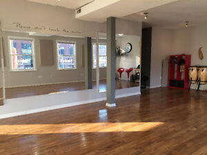 Commercial loft space on Rideau and Dalhousie , Ottawa