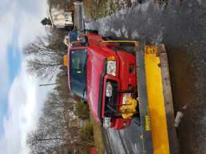 2004 Ford Ranger Truck with snow plow 166km