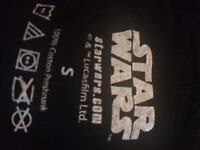 Boys/men's (S) Darth Vader t-shirt brand new with tags