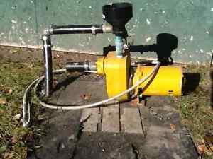 Electric Septic pump, trash water pump