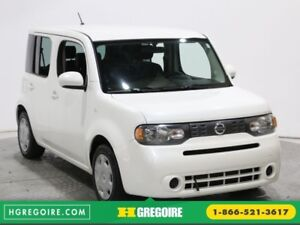 2013 Nissan Cube S AUTO AC GR ELECT BLUETOOTH CRUISE CONTROL