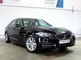 2013 BMW 5 SERIES 520d SE 4dr Step Auto [Start Stop]