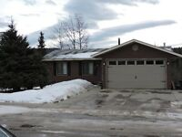 Renovated home on Greenspace-Hinton, AB