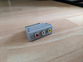 Av to scart connection