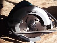 "MAKITA 7 1/4"" Circular Saw(Barely Used) Immaculate Condition"