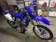 WR450 Dirt bike Singleton Singleton Area Preview