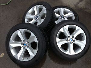 BMW X5 or X6 winter wheel package