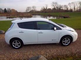 2013 / 63 Nissan Leaf E ( 80kw ) Auto 2013MY Acenta Flex