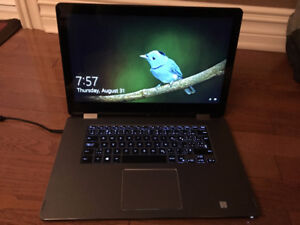 "Laptop Dell Inspiron 15 15.6"" Touch 4K"