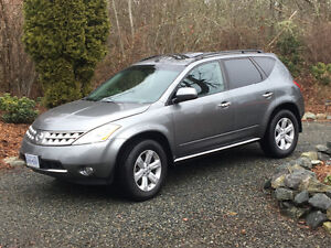 2007 Nissan Murano AWD Only 62,000 KM