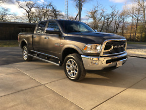 2017 DODGE RAM 2500 DIESEL LIMITED EDITION ***LIKE NEW***